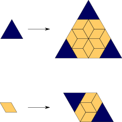 Rule Diamond Triangle