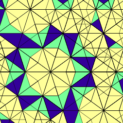 Preview Overlapping Robinson Triangle I