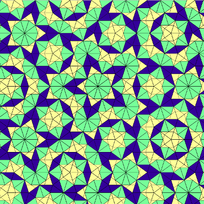 Preview Overlapping Robinson Triangle II