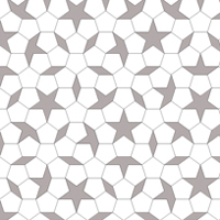 Preview Penrose Pentagon Boat Star