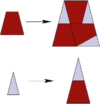 Rule Trapezotriangular